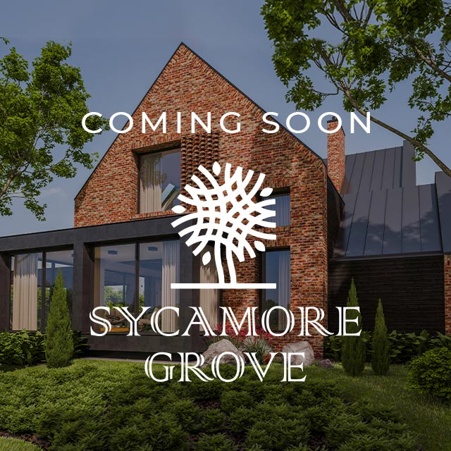 Sycamore Grove Coming Soon
