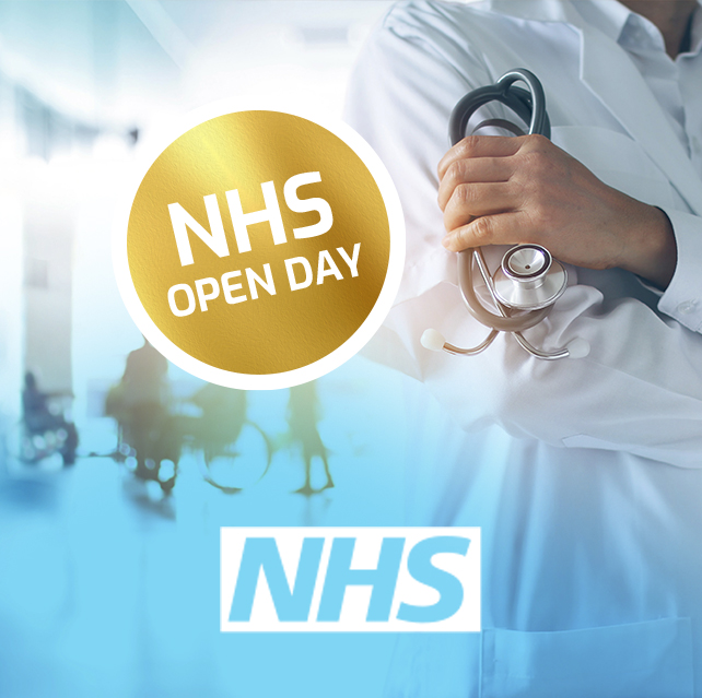 NHS Open Day